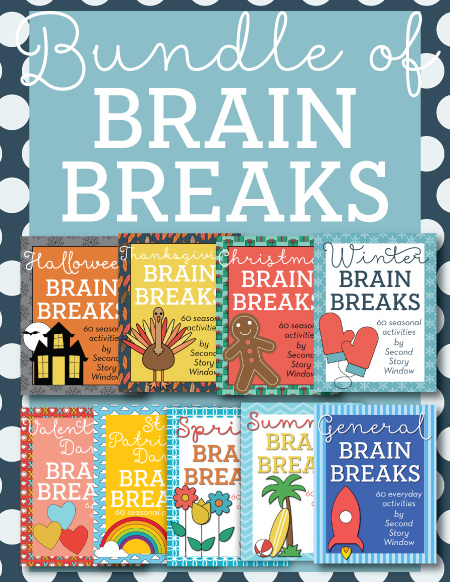 Brain Breaks for the Entire Year!