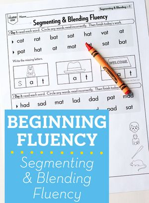 A Teacher's Guide to Fluency