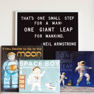 One Giant Leap (Day)!