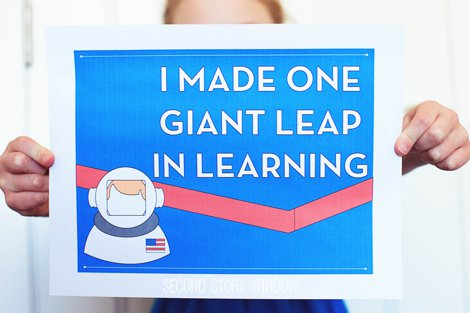 Celebrate February 29 with One Giant Leap (Day!) into Learning!