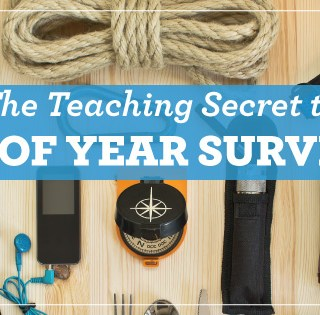 The Secret to End of Year Survival