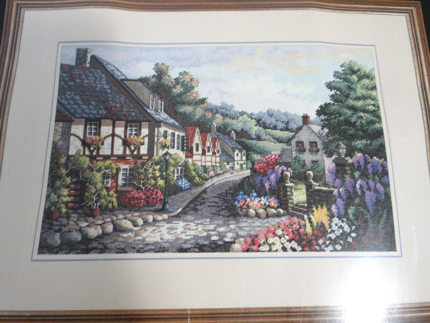 DIMENSIONS Needlecrafts 3817 Counted Cross Stitch Memory Lane