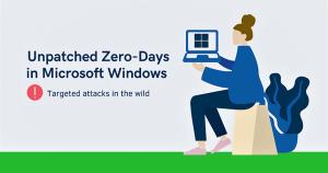 Beware : Microsoft Warns of Active Attacks on Windows Using Unpatched Zero-Days