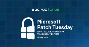 Patch Tuesday: Microsoft Security Bulletin Summary for May 2020