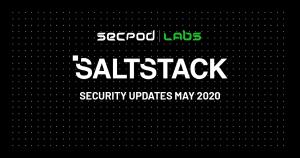 SaltStack Salt Critical Vulnerabilities Under Active Exploitation