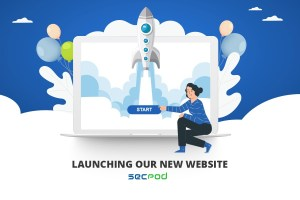 Check out our new look: Our new website launch