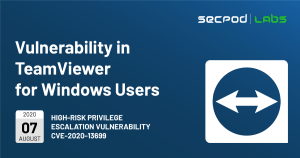 High-Risk Vulnerability in TeamViewer Could be Exploited to Crack Users' Password