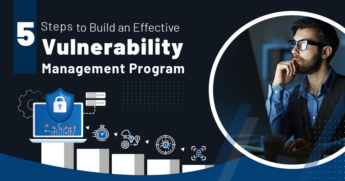You are currently viewing 5 Steps to Build an Effective Vulnerability Management Program