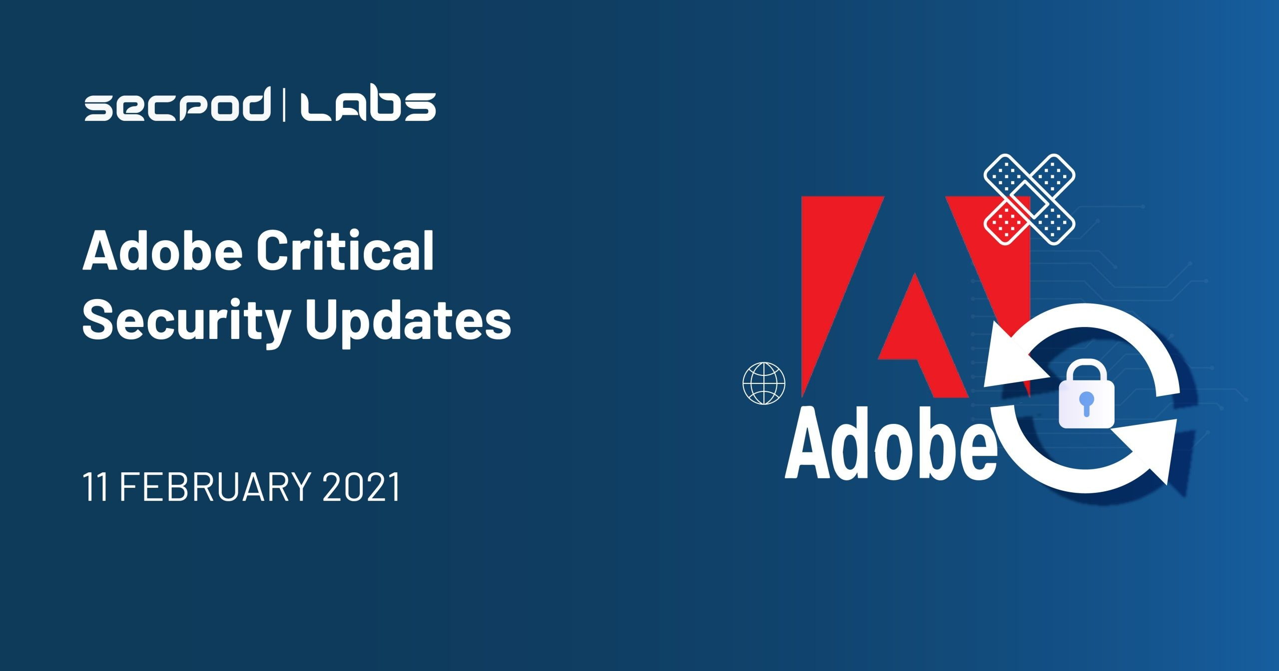 Adobe Fixes Critical Zero-Day Flaw Actively Exploited in the Wild – Security Updates February 2021