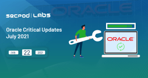 Read more about the article Oracle Critical Security Updates July 2021