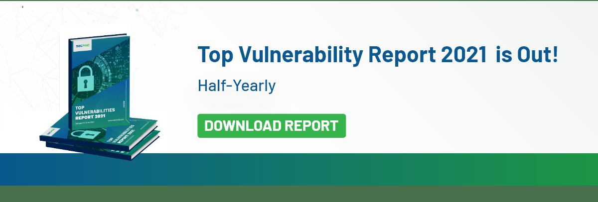 SecPod Top Vulnerabilities Report