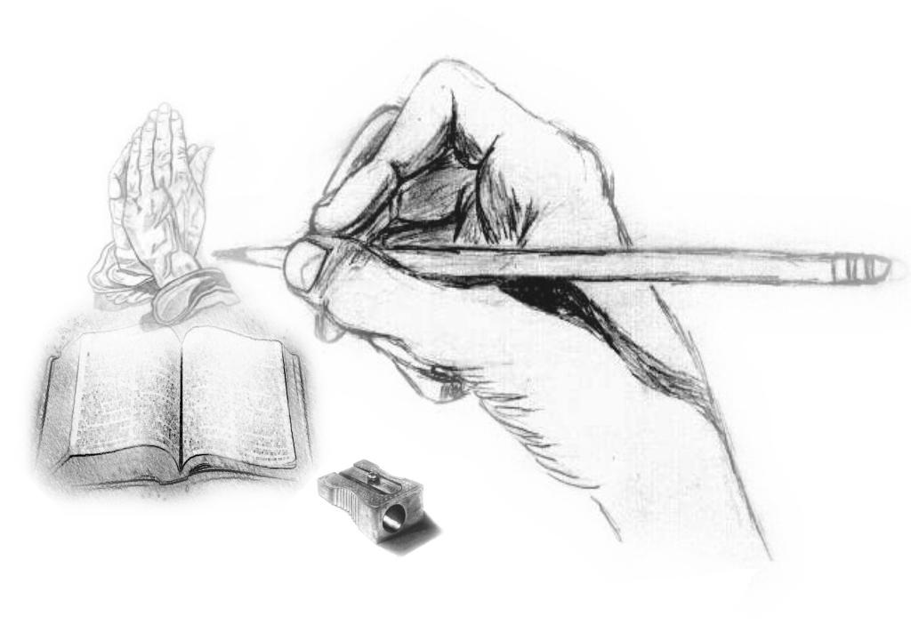 Imagini pentru Omul şi creionul