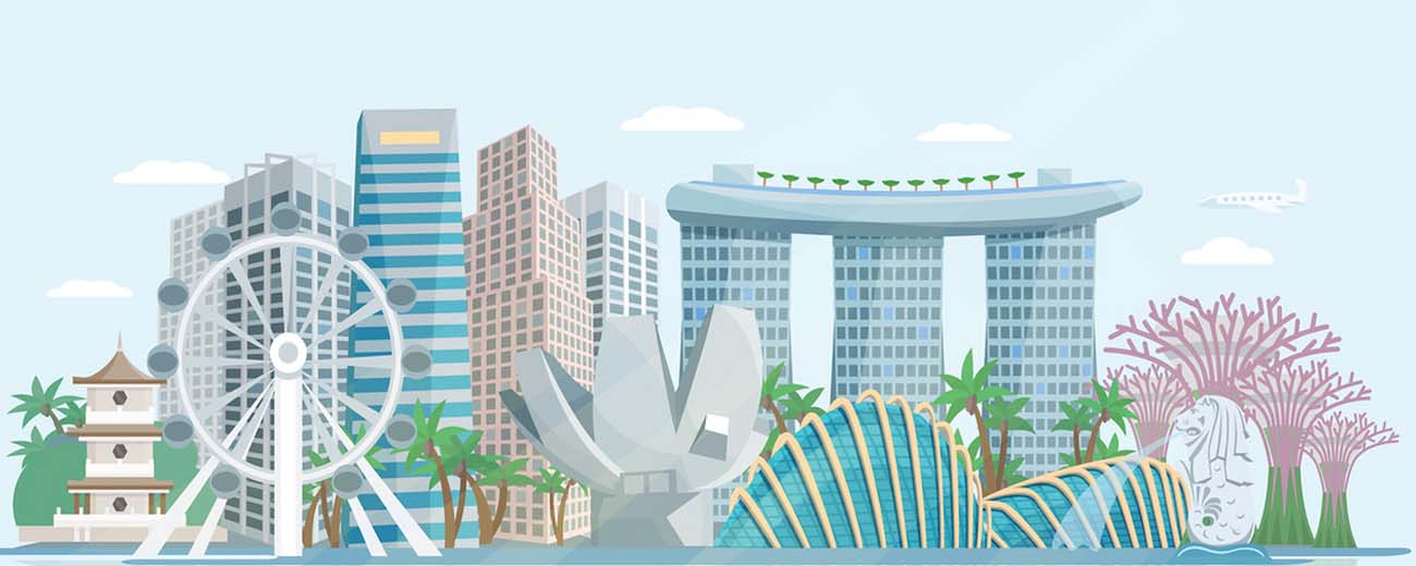 Visit Singapore top attractions