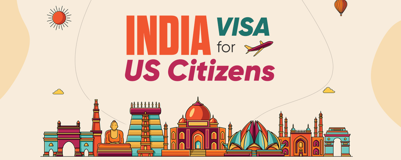 India visa for US citizens
