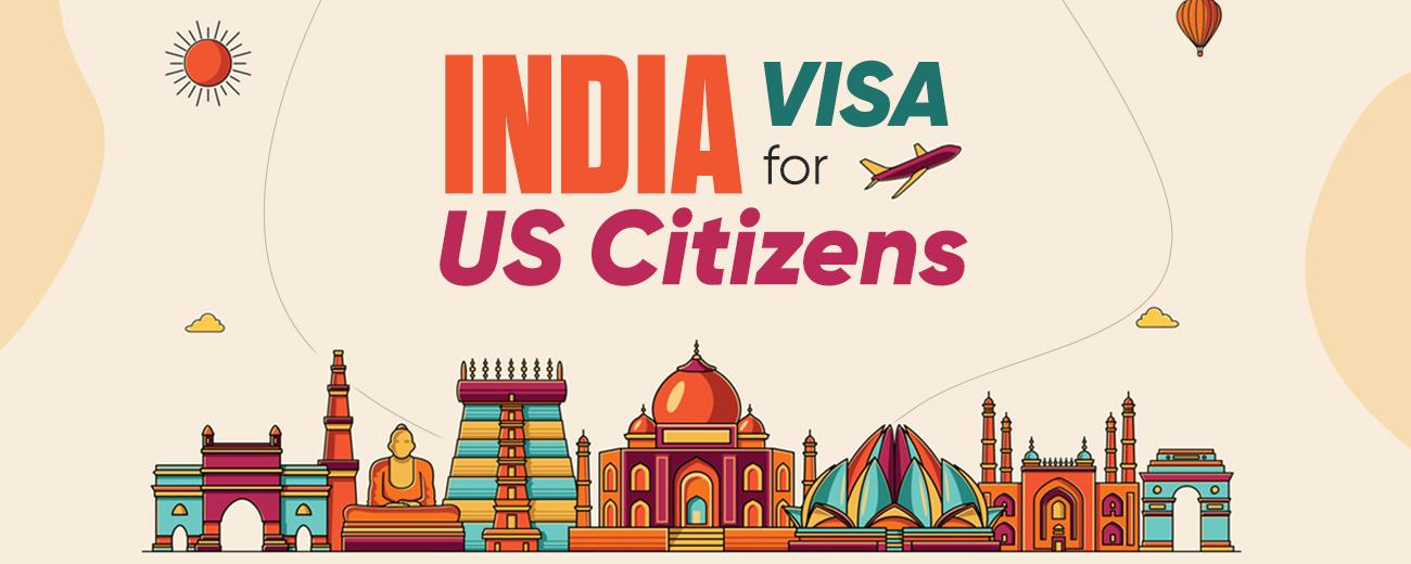India visa for US citizens