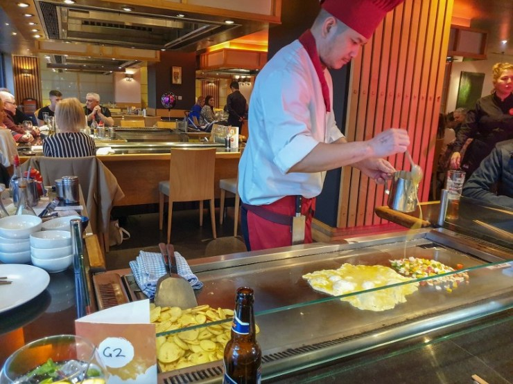 sapporo teppanyaki liverpool