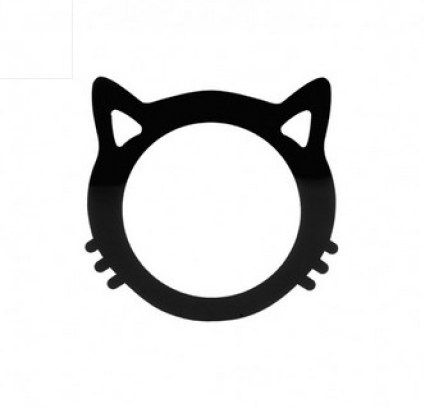 tatty devine cat bangle