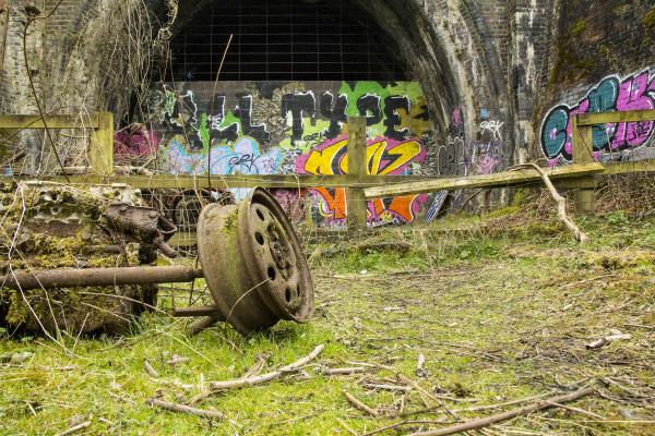 Optimized-Rusty wheel tunel