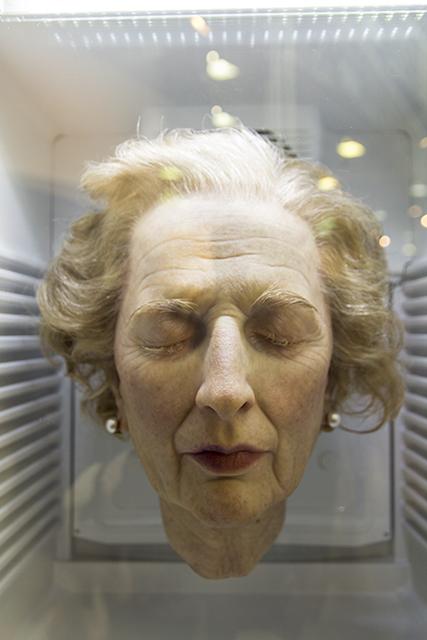 Eugenio Merino Always Thatcher