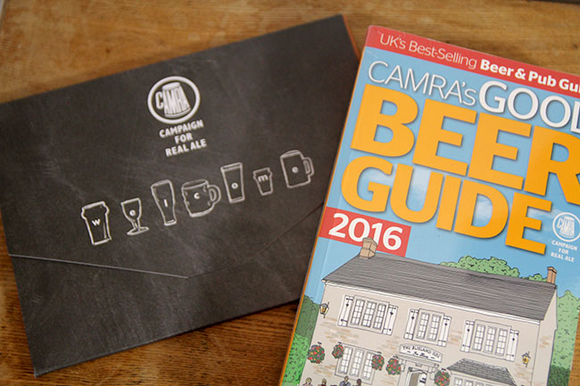 good beer guide camra membership