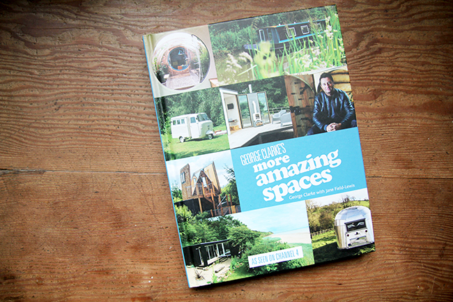 george clarke more amazing spaces book