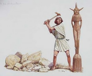 asherah-pole