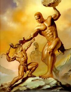 Thor vs. uriasi