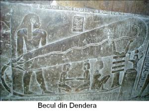 Becul din Dendera
