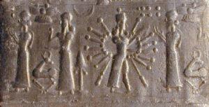 Anunnaki_Sumerian_tablet