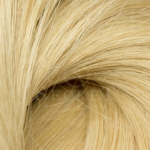 #613 Bleach Blonde Hair Extensions