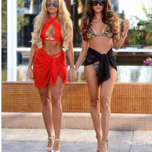 Amber Turner & Megan McKenna