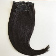 clip in hair extensions off black 1b