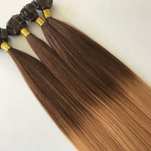 flat tip ombre hair extensions 4t24