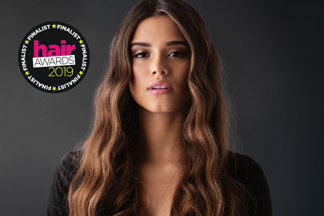 Secret Hair Extensions Hair Awards Logo