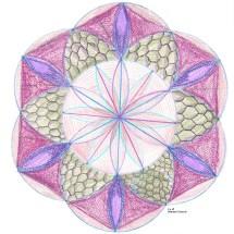 Profound Art NA Mandala 10