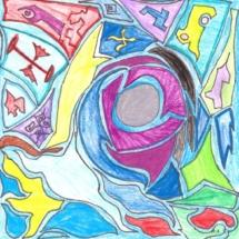 NA Profound Art mandala 2
