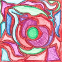 NA Profound Art mandala 3