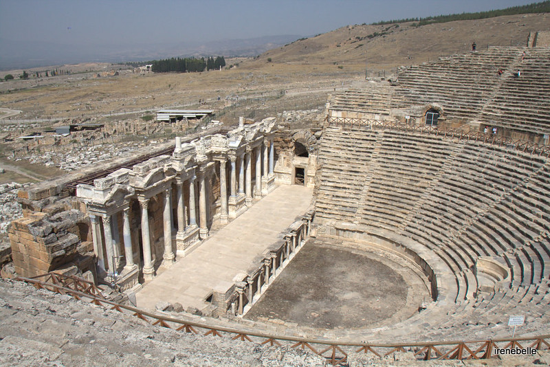 Hierapolis ancient theatre