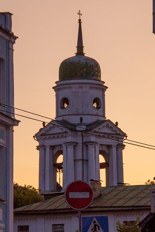 Колокольня Фроловского Монастыря