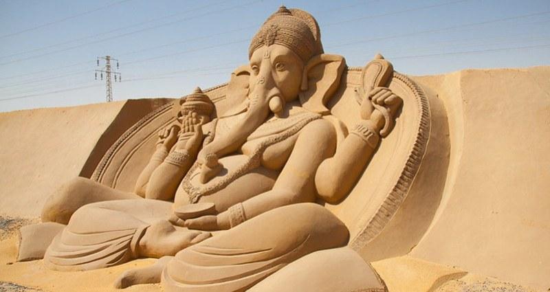 Sand City Hurghada — Музей песка Хургада
