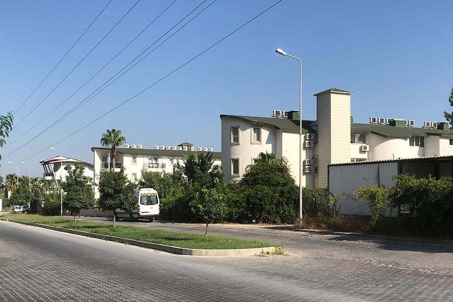 Отель Sidekum в Анталии, Сиде