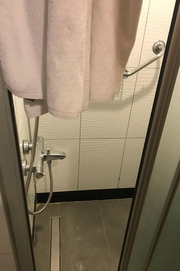 Ванная отель Сидекум Турция