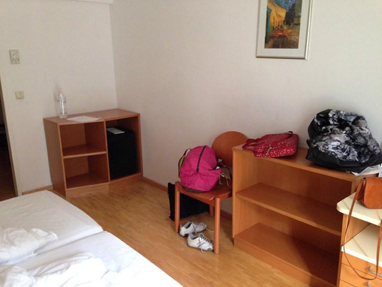 Отель Europahaus Wien 3