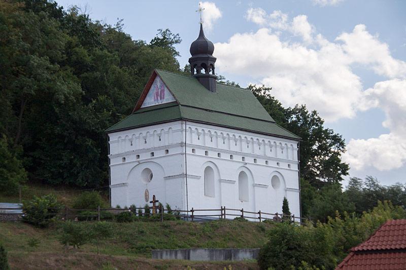 Церковь Петра и Павла в Чигирине