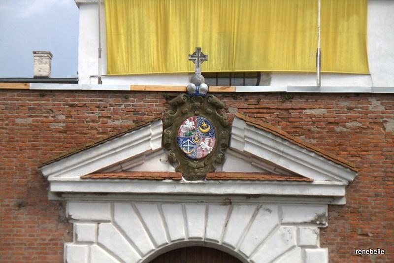 Замок в Дубно