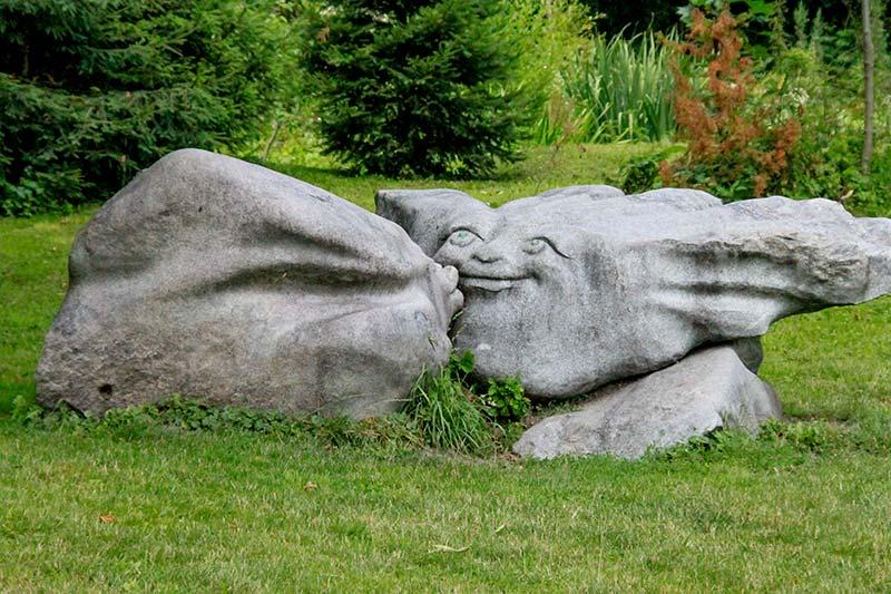 Коростышевский парк скульптур