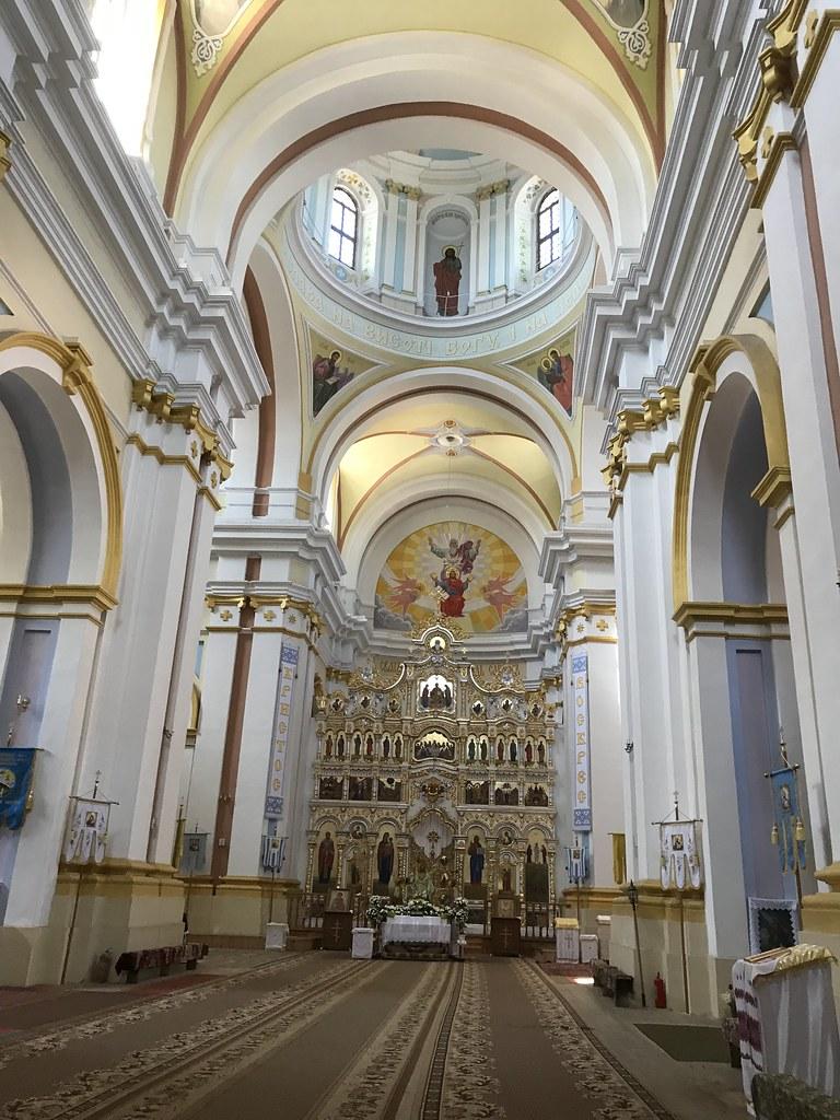 Комплекс монастыря иезуитов в Кременце