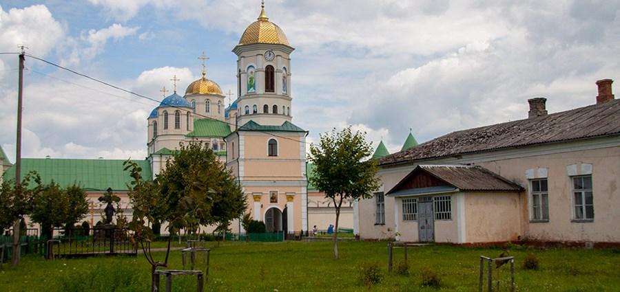 Межиричский монастырь
