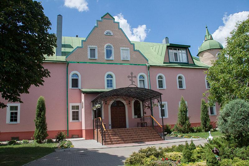 Мотринский монастырь