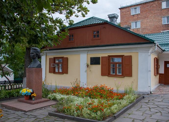 Музей Леси Украинки в Новограде-Волынском